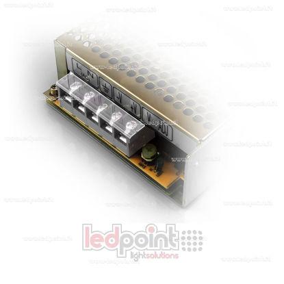Image de Couverture pour boîte à bornes pour transformateurs Mean Well à 5 pôles; LRS-35, LRS-50 e LRS-75