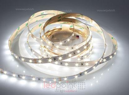 Image de Ruban led blanc naturel 5m 4000-4250K 60leds/m Honglitronic 2835 24V 14,4W/m